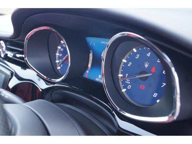 GT S グランスポーツ ワンオーナー フルナチュラルレザー トライデントステッチ Rドア拡張キーレス ブラックグロスFグリル ソフトクローズドア アダプティブクルーズ 赤キャリパー ハーマンカードン MY18(10枚目)