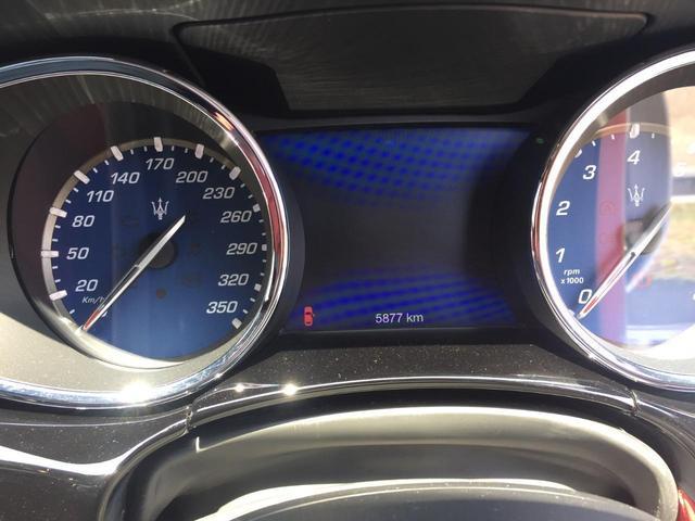 GT S グランスポーツ ワンオーナー フルナチュラルレザー トライデントステッチ Rドア拡張キーレス ブラックグロスFグリル ソフトクローズドア アダプティブクルーズ 赤キャリパー ハーマンカードン MY18(11枚目)