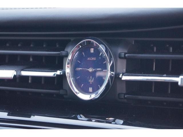 GT S グランスポーツ ワンオーナー フルナチュラルレザー トライデントステッチ Rドア拡張キーレス ブラックグロスFグリル ソフトクローズドア アダプティブクルーズ 赤キャリパー ハーマンカードン MY18(13枚目)