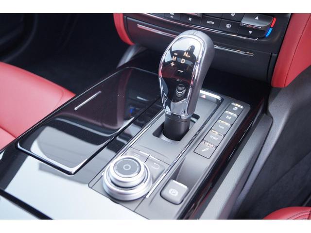 GT S グランスポーツ ワンオーナー フルナチュラルレザー トライデントステッチ Rドア拡張キーレス ブラックグロスFグリル ソフトクローズドア アダプティブクルーズ 赤キャリパー ハーマンカードン MY18(14枚目)