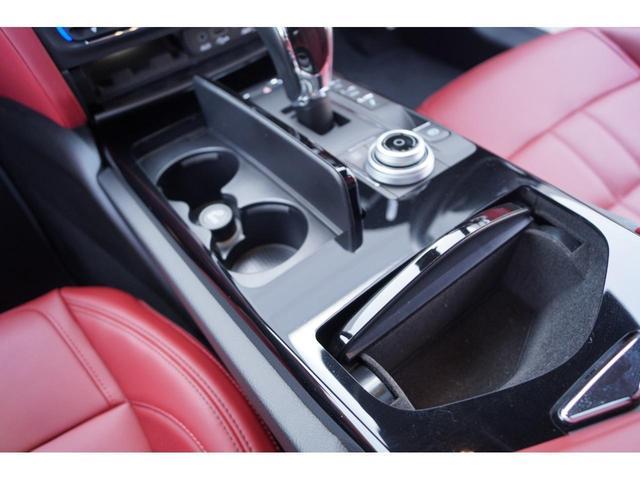 GT S グランスポーツ ワンオーナー フルナチュラルレザー トライデントステッチ Rドア拡張キーレス ブラックグロスFグリル ソフトクローズドア アダプティブクルーズ 赤キャリパー ハーマンカードン MY18(16枚目)