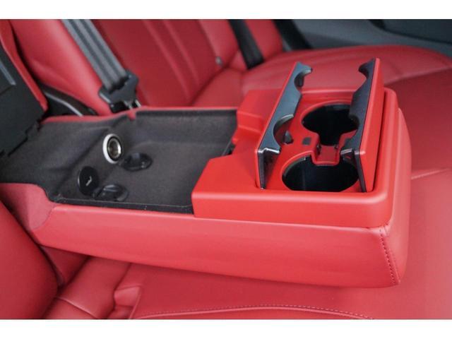GT S グランスポーツ ワンオーナー フルナチュラルレザー トライデントステッチ Rドア拡張キーレス ブラックグロスFグリル ソフトクローズドア アダプティブクルーズ 赤キャリパー ハーマンカードン MY18(21枚目)