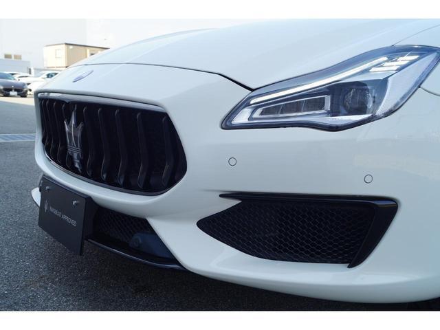 GT S グランスポーツ ワンオーナー フルナチュラルレザー トライデントステッチ Rドア拡張キーレス ブラックグロスFグリル ソフトクローズドア アダプティブクルーズ 赤キャリパー ハーマンカードン MY18(26枚目)