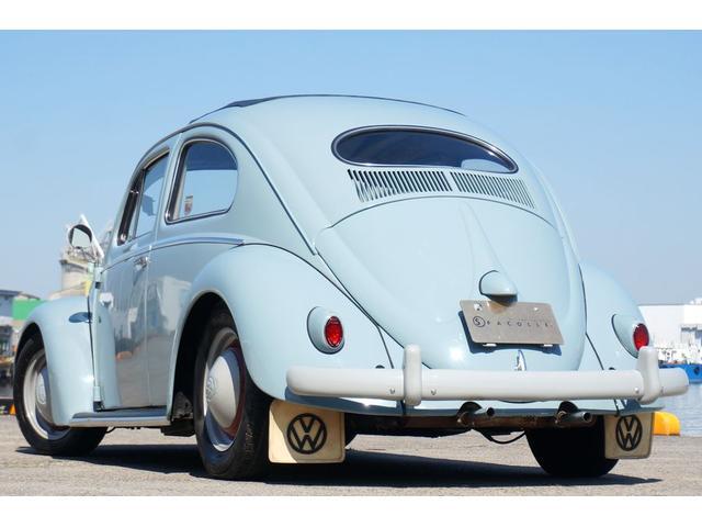 フォルクスワーゲン VW ビートル オーバル ラグトップ バットウィングステアリング55y