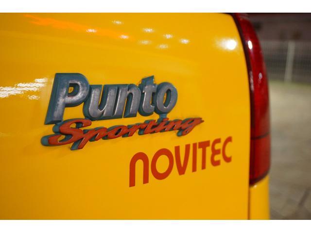 プントスポルティングNOVITECのロゴ