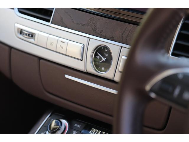 アウディ アウディ A8 クワトロ プレセンスPKG B&O デザインセレクション