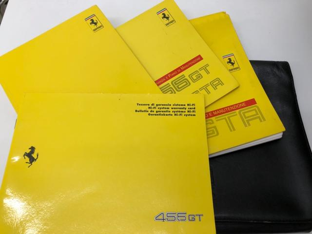 GTA レッドレザー 左H キーレス ETC 記録簿 整備済(54枚目)