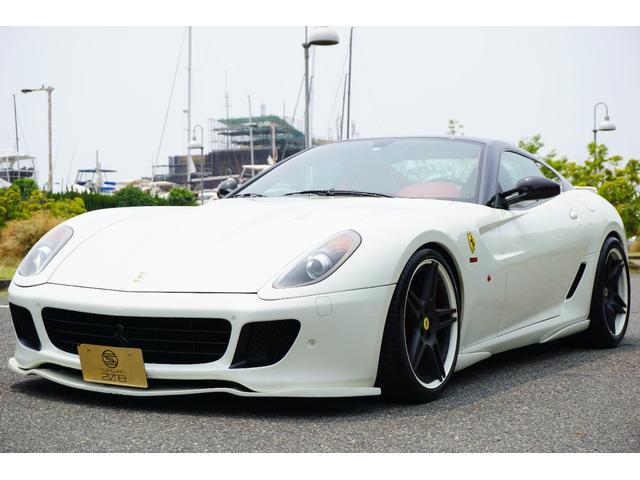 「フェラーリ」「フェラーリ 599」「クーペ」「兵庫県」の中古車9
