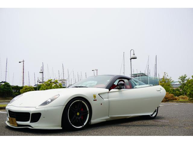「フェラーリ」「フェラーリ 599」「クーペ」「兵庫県」の中古車70