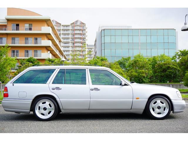 1995年式のクラシックなE280