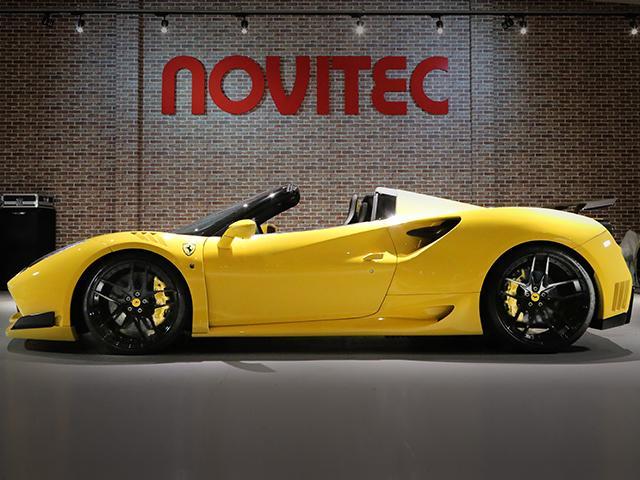 NOVITEC N-LARGO 世界11台限定車輌(7枚目)