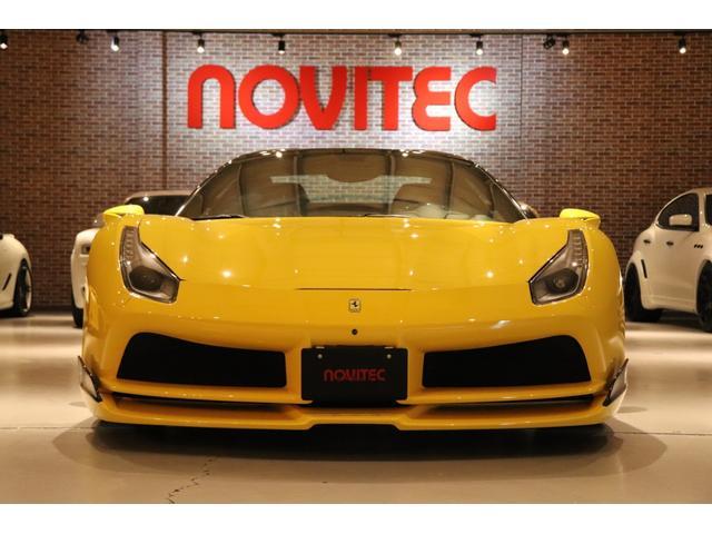 NOVITEC N-LARGO 世界11台限定車輌(15枚目)