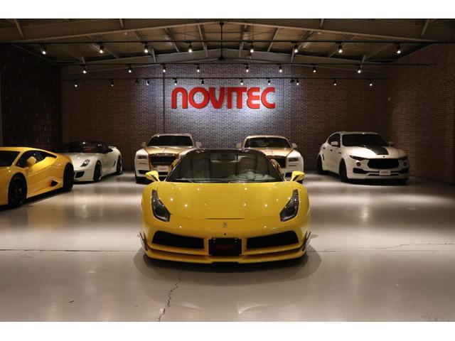 NOVITEC N-LARGO 世界11台限定車輌(16枚目)