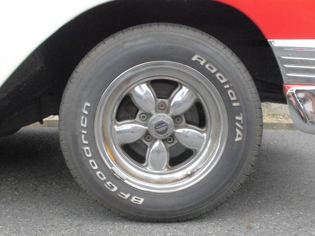 シボレー シボレー ベルエア 210ワゴン 8ナンバー NOx適合