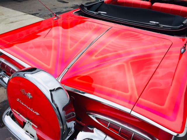「シボレー」「シボレー インパラ」「オープンカー」「滋賀県」の中古車8