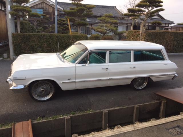 「シボレー」「シボレー インパラ」「オープンカー」「滋賀県」の中古車5