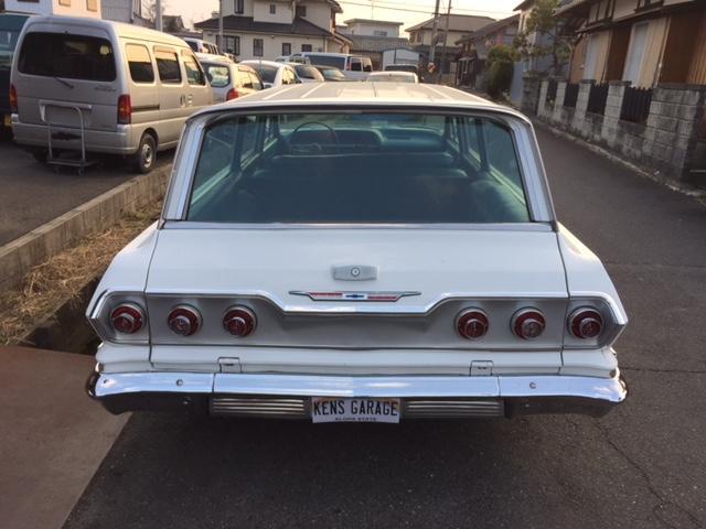 「シボレー」「シボレー インパラ」「オープンカー」「滋賀県」の中古車7