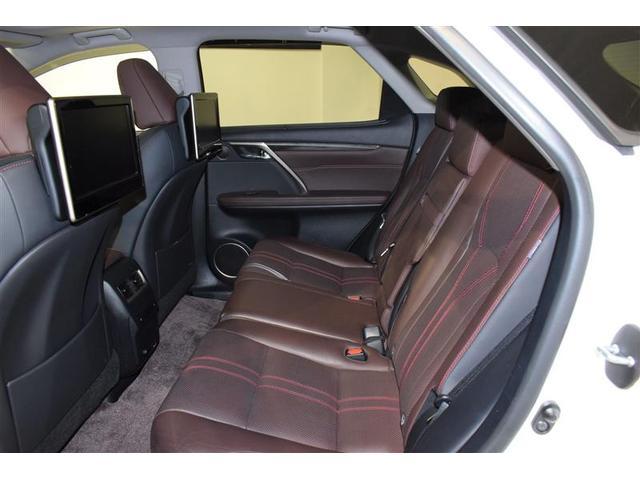 RX200t バージョンL まるまるクリン実施済 認定中古車(17枚目)
