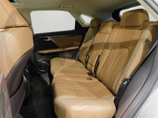 RX450h バージョンL 4WD ムーンルーフ(8枚目)