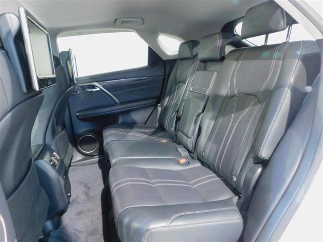 RX450h バージョンL レザーシート 認定中古車(11枚目)