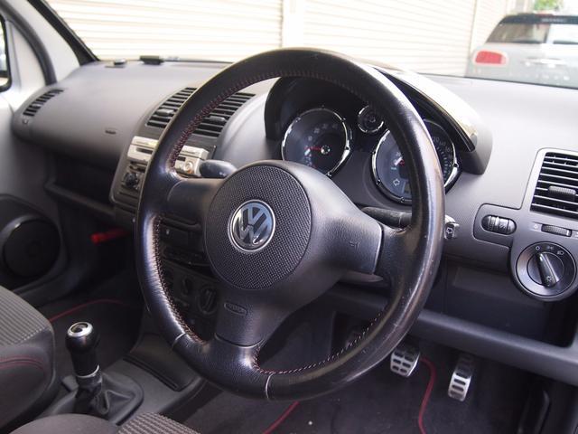 フォルクスワーゲン VW ルポ GTI 6速MT HID