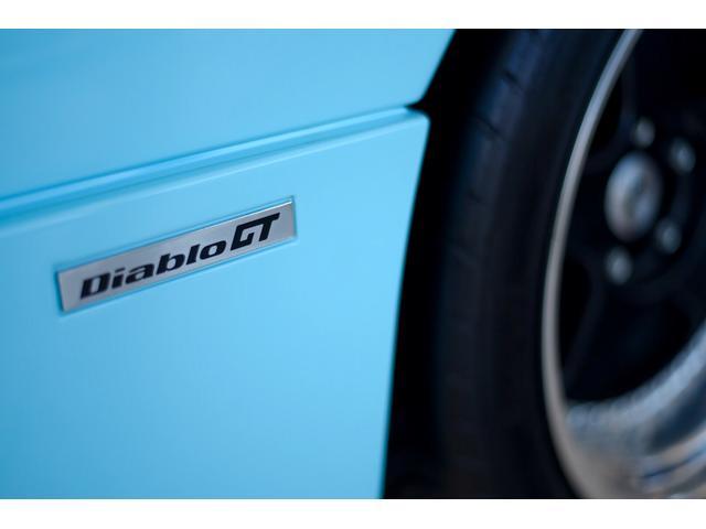ランボルギーニ ランボルギーニ ディアブロ ディアブロGT 世界限定1台スペシャルカラー
