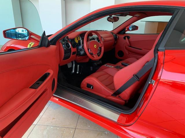 フェラーリ フェラーリ F430 F1 D車 NOVITEC