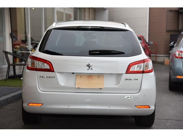 「プジョー」「プジョー 508」「ステーションワゴン」「滋賀県」の中古車9