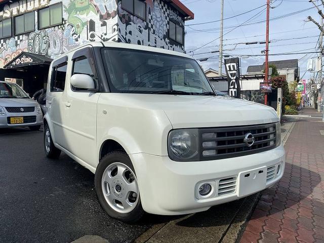 「日産」「キューブ」「ミニバン・ワンボックス」「兵庫県」の中古車2
