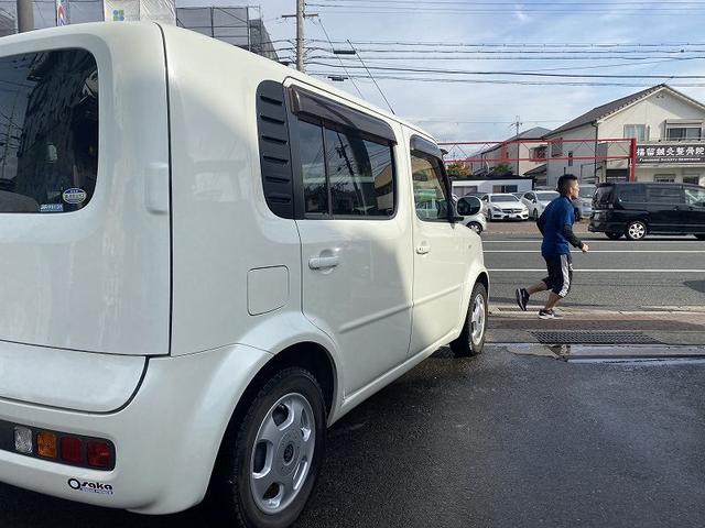「日産」「キューブ」「ミニバン・ワンボックス」「兵庫県」の中古車6