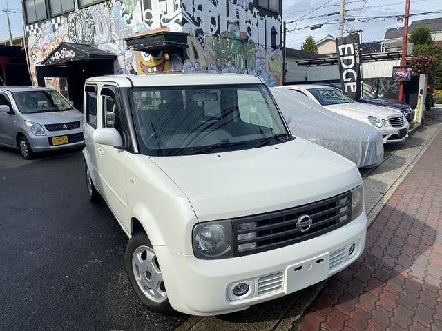 「日産」「キューブ」「ミニバン・ワンボックス」「兵庫県」の中古車7