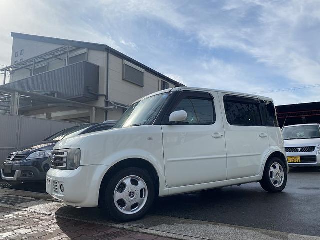 「日産」「キューブ」「ミニバン・ワンボックス」「兵庫県」の中古車10