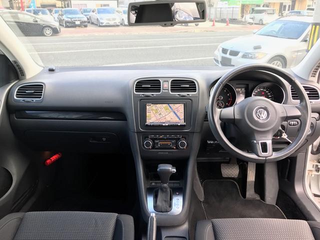 フォルクスワーゲン VW ゴルフ TSIコンフォートライン 社外ナビ Bカメラ ETC