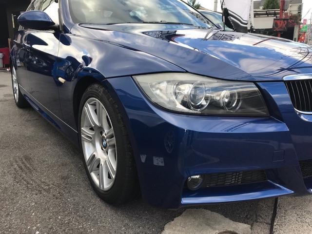 BMW BMW 320iMスポ MT6速 社外ナビ Bカメラ パワーシート