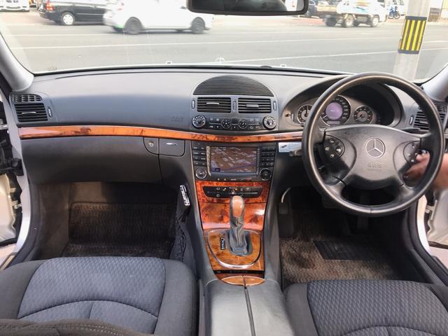 E240ステーションワゴン ナビ AMGアルミ サンルーフ(13枚目)