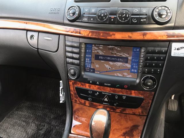 E240ステーションワゴン ナビ AMGアルミ サンルーフ(14枚目)