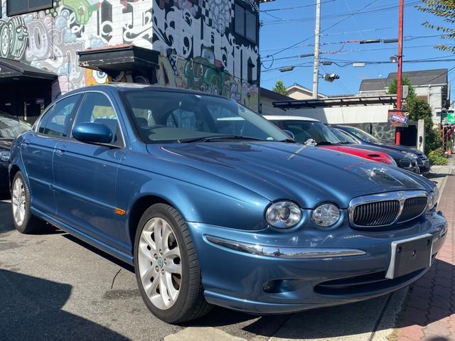 「ジャガー」「ジャガー Xタイプ」「セダン」「兵庫県」の中古車4