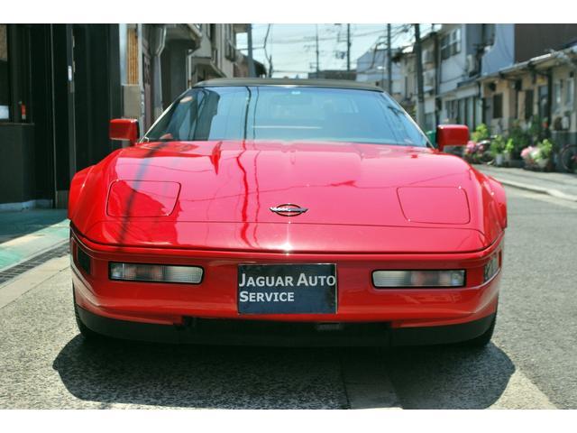 「シボレー」「シボレー コルベット」「オープンカー」「大阪府」の中古車2