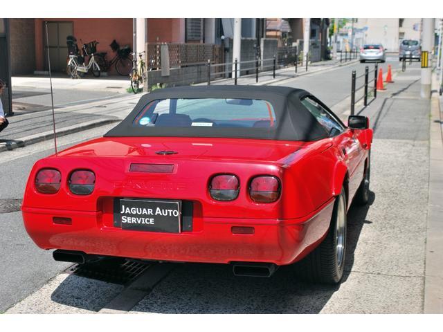 「シボレー」「シボレー コルベット」「オープンカー」「大阪府」の中古車8