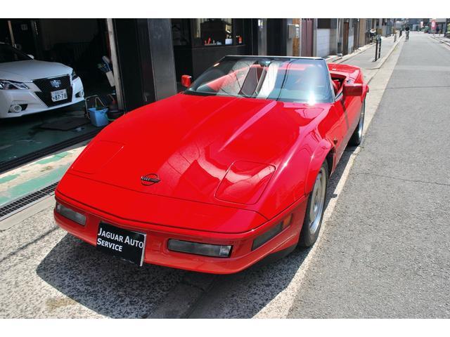 「シボレー」「シボレー コルベット」「オープンカー」「大阪府」の中古車10