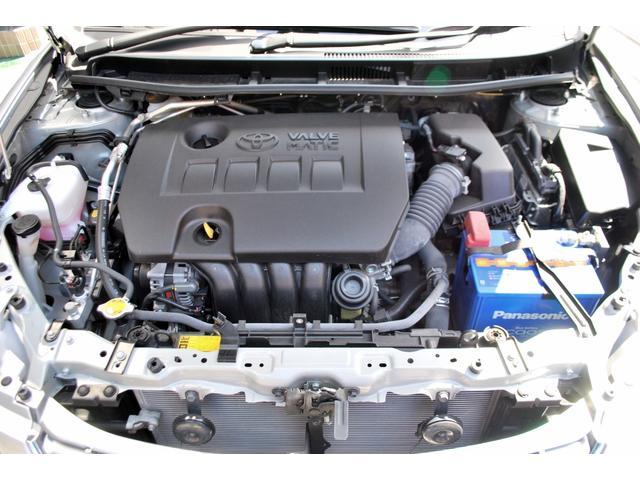 動弁機構「バルブマチック」1.8Lエンジン。
