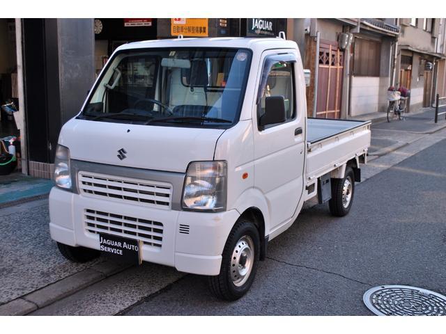 「スズキ」「キャリイトラック」「トラック」「大阪府」の中古車4