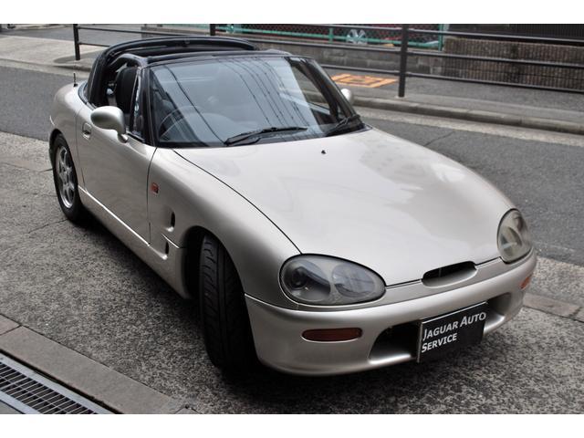 「スズキ」「カプチーノ」「オープンカー」「大阪府」の中古車9