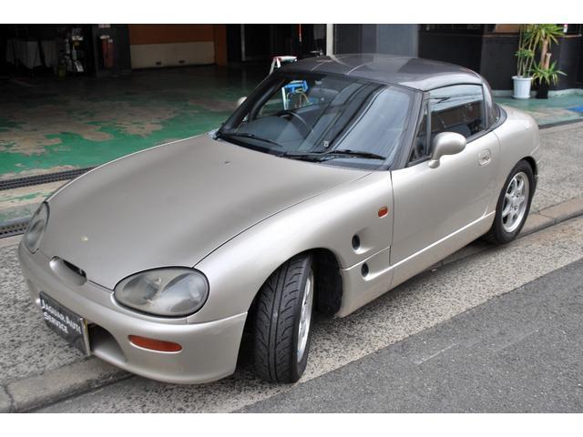 「スズキ」「カプチーノ」「オープンカー」「大阪府」の中古車24