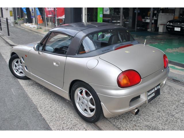 「スズキ」「カプチーノ」「オープンカー」「大阪府」の中古車26