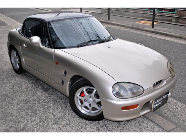 「スズキ」「カプチーノ」「オープンカー」「大阪府」の中古車27