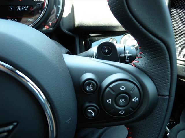 ジョンクーパーワークス クロスオーバー 純正HDDナビ LEDヘッドライト バックカメラ+PDC ドライビングモード アクティブクルーズコントロール 18インチAW ヘッドアップディスプレイ ハーフレザースポーツシート アルミペダル(71枚目)