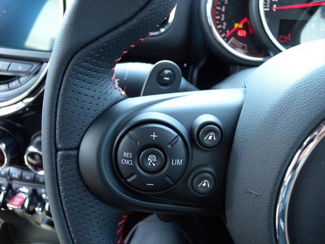 ジョンクーパーワークス クロスオーバー 純正HDDナビ LEDヘッドライト バックカメラ+PDC ドライビングモード アクティブクルーズコントロール 18インチAW ヘッドアップディスプレイ ハーフレザースポーツシート アルミペダル(77枚目)