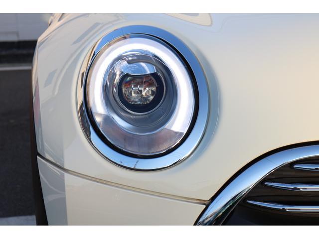 クラブマン バッキンガム LEDヘッドライト オートライト レインセンサー コンフォートアクセス ドライブアシスト 16インチAW(13枚目)