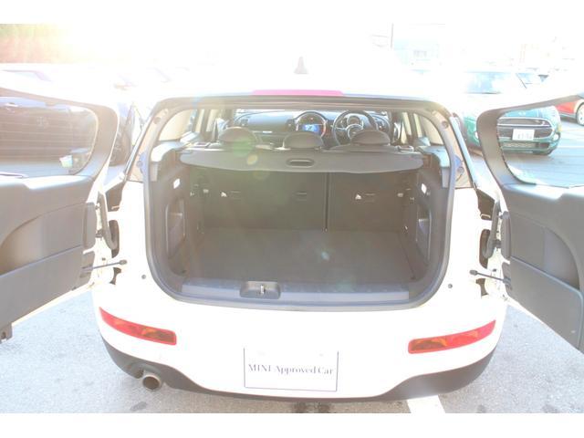 クラブマン バッキンガム LEDヘッドライト オートライト レインセンサー コンフォートアクセス ドライブアシスト 16インチAW(30枚目)